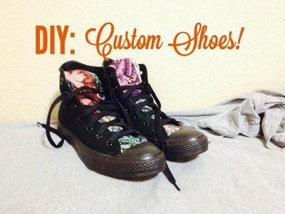 DIY Custom Shoes