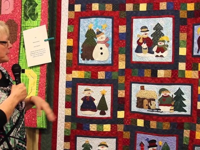 Free Christmas Quilt Pattern Ideas