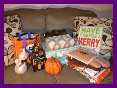 Halloween & Home Decor Haul - Part 2!!