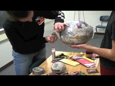 How To Make A Turkey Pinata