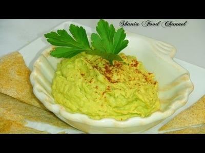 How To Make Avocado Hummus Recipe
