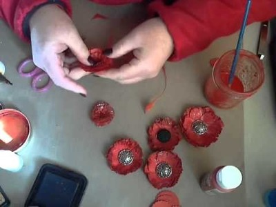 How to Series -Fringed Flowers Part II
