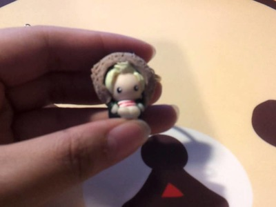 [Kpop] Polymer clay creations (B.A.P;  Red riding hood)