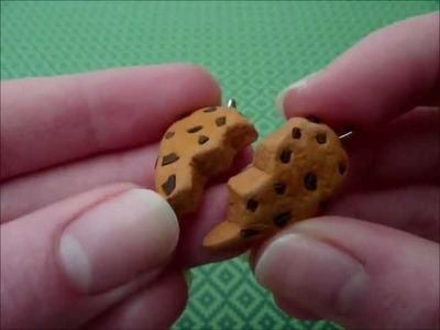Polymer Clay.Fimo Charm Update #4