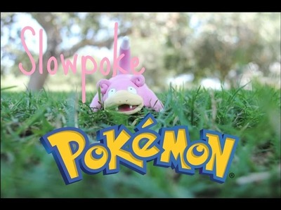 SLOWPOKE Polymer Clay Pokémon