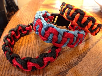 The Cobra Belly Paracord Pattern - How To Make It