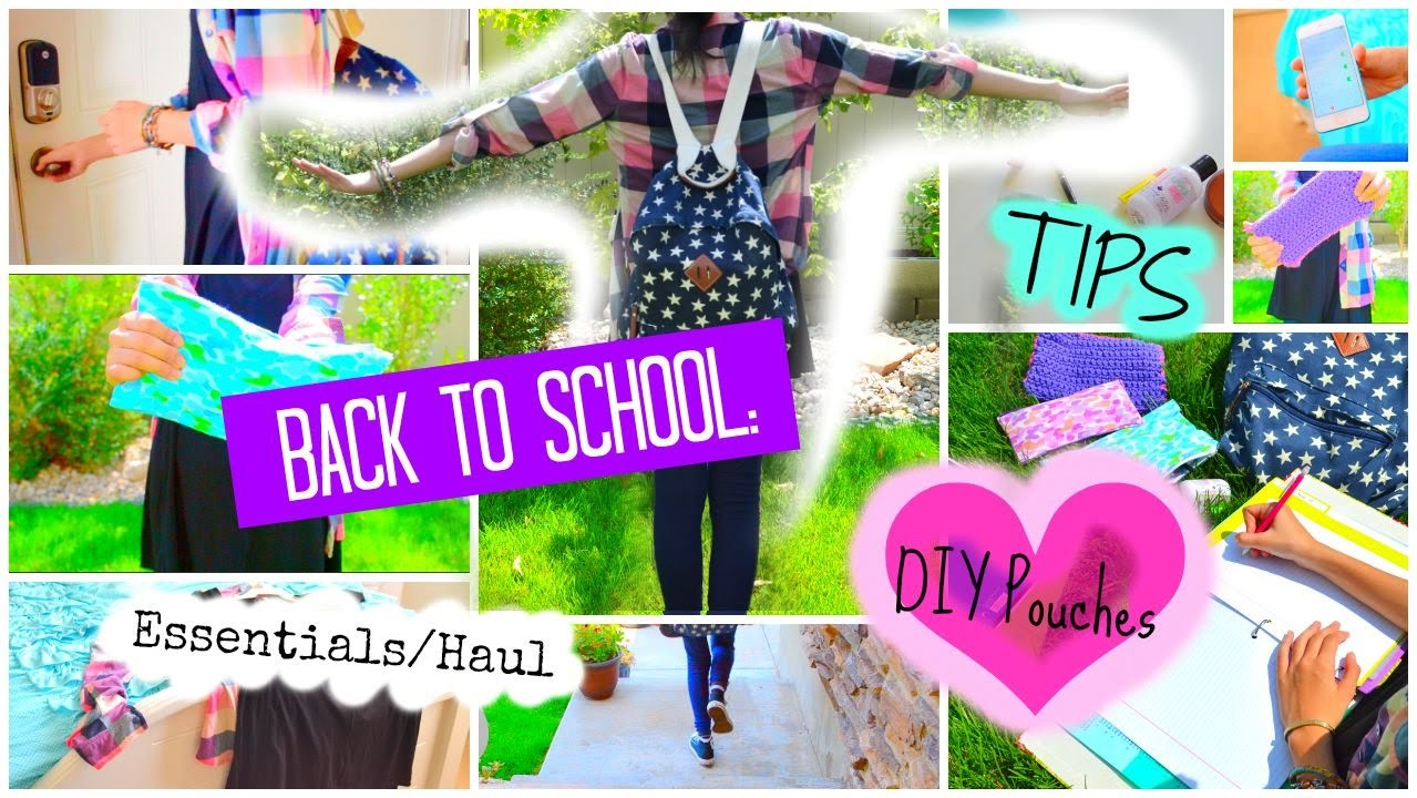 B.T.S. ULTIMATE GUIDE: Essentials.Haul, DIY Pouches (+Crochet one!), & Tips! | Ms. Craft Nerd