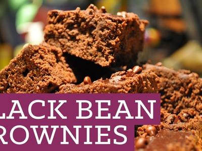 Black Bean Brownies - Mind Over Munch Episode 8