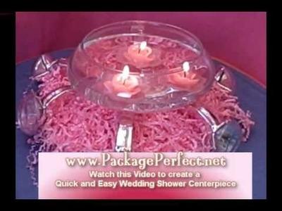 Bridal Shower Centerpiece Ideas