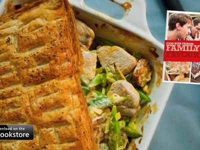 Chicken & Chorizo Puff Pie Recipe: Family Favourites