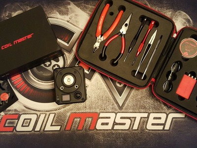 Coilmaster 521 Tab & DIY Coiling Kit v2 From Coil-master.net