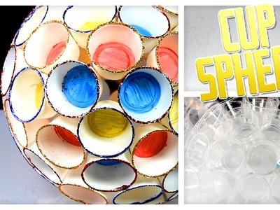 Decorative Cup Sphere - Do It, Gurl
