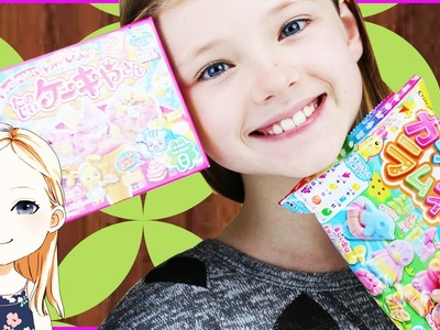 DIY Kracie Poppin Cookin Colorful Ramune Land & Fun Make Mini Ice Cream Candy!
