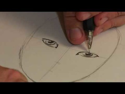 Drawing Lessons : How to Draw Common Asian Features
