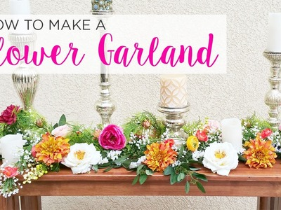 How-To: DIY Garland