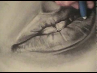 How to Draw: Realistic Looking Lips & Teeth