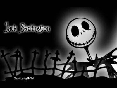 How To Make A Jack Skellington Costume!