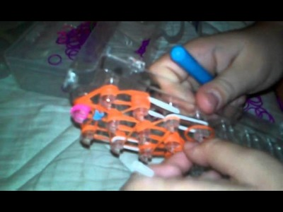 How to make a loom band guinea pig or hamster char