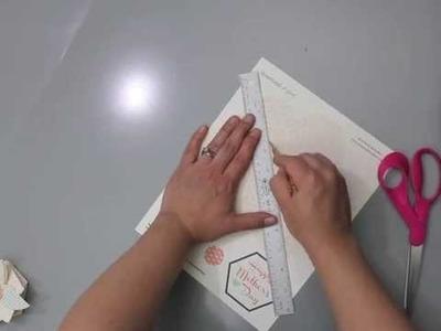 How to Make a Petal Box