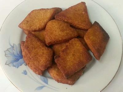 How To Prepare Fried Coconut Cookies - DIY Food & Drinks Tutorial - Guidecentral