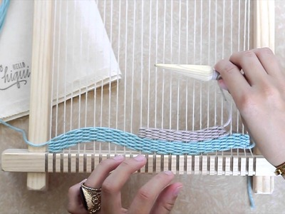 HOW TO USE TAPESTRY BOBBINS