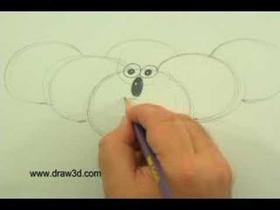 HowToDraw with Mark Kistler Part 1 Non Manga Space Hamsters!