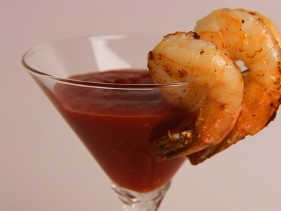 Shrimp Cocktail Recipe - Laura Vitale - Laura in the Kitchen Episode 316