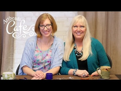 Artbeads Cafe - The 3D Bracelet Jig with Kristal Wick and Katie Hacker