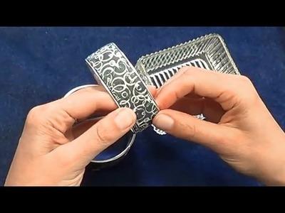 Becky Nunn's Epoxy Clay Bangle Handy Tip