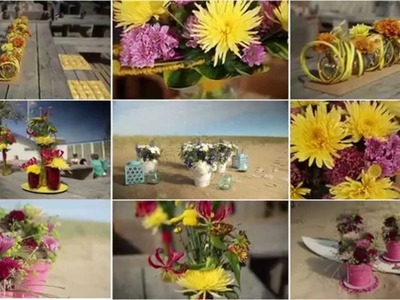 Deliflor-How to make chrysanthemum arrangements-Summer
