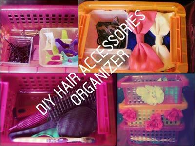DIY | Collab with thePLAINESTjane | Hair Accessories Organizer