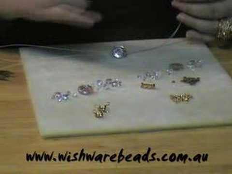 Dragonfly Bracelet w.Swarovski @Wishware Beading Classes