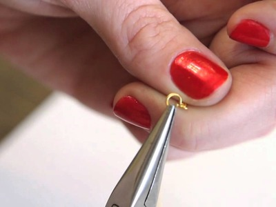How to Attach a Clasp and Catch