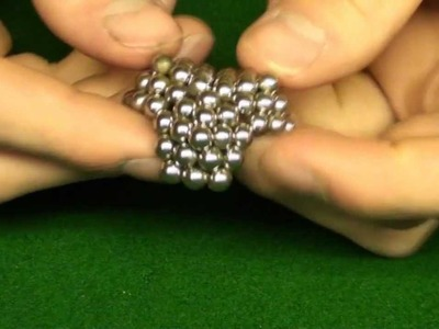How To Make a Buckyballs Pentagonal Ball Tutorial. HD!!