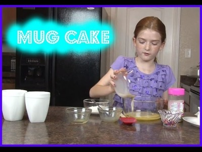 How To Make A Mug Cake