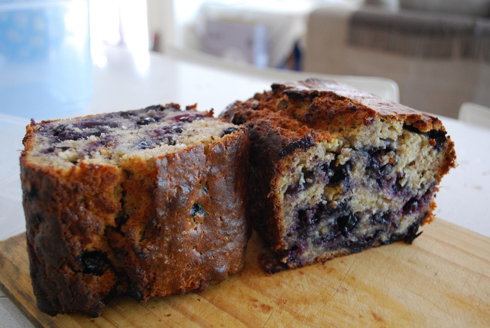 How to Make Blueberry Bread Old Vintage Recipe