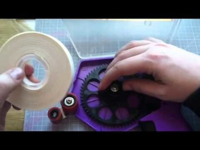 How To: Refill Purple ATG (1.2 inch tape)