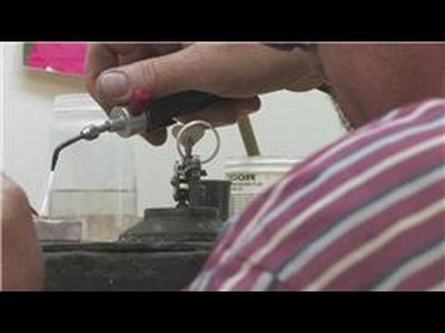 Jewelry Making : What Is Soldering?