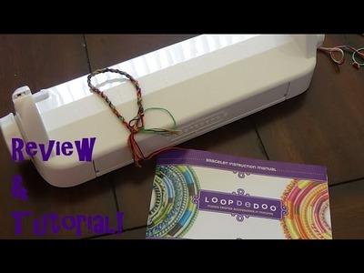 Loopdedoo Review & Full Tutorial (Twist Loopdie Bracelet)!