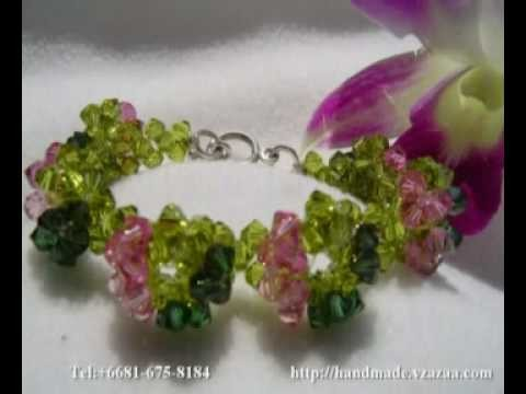 Magic Crystal Jewelry Sets and rings jewelry