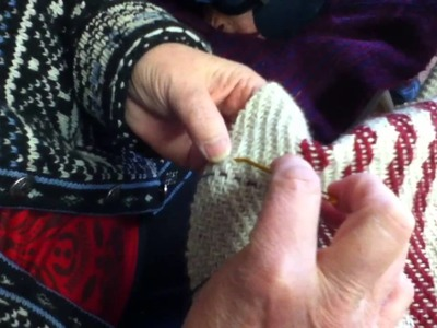 Nancy Today: How to fix weaving mistakes