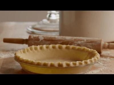 Pie Recipes - How to Make Flaky Pie Crust