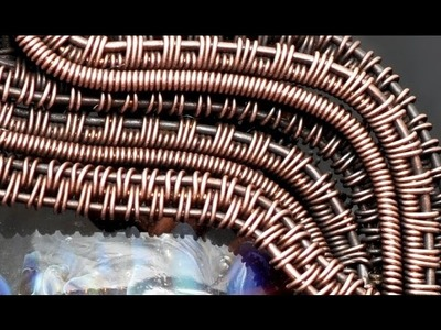 Quick Tips 2: Wire Weaving, ADDING WIRE
