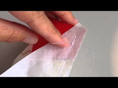 Simple Fabric Door Stop - how to make