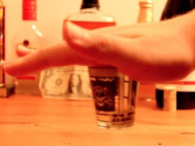 5 Easy Bar Tricks.  Hey Girl