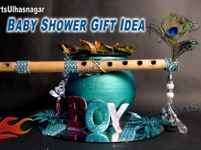 DIY Baby Shower Gift idea on Krishna God theme | How to make | JK Arts 622
