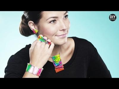 DIY by Panduro: Shrink plastic jewellery