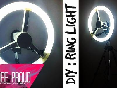 DIY : Ring Light