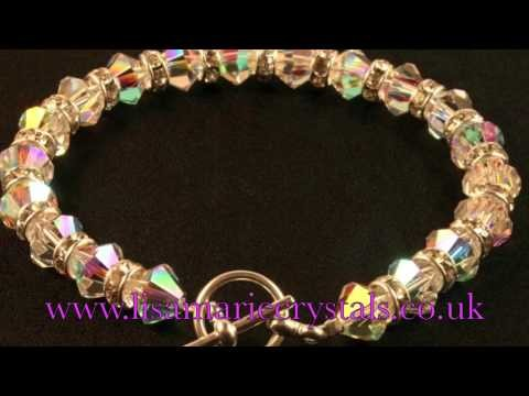 Handmade Jewellery By LisaMarie Crystals