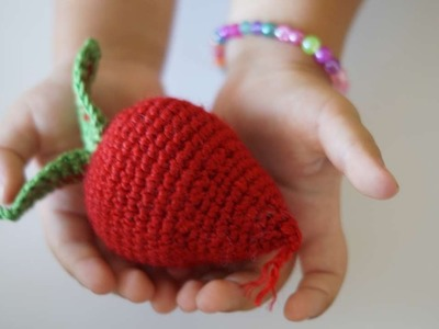 How To Crochet A Toy Beet - DIY Crafts Tutorial - Guidecentral